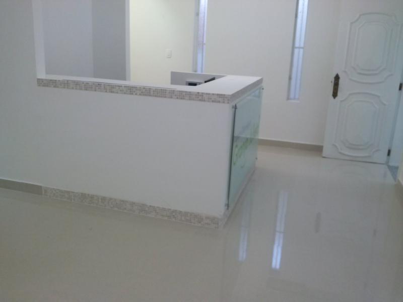 Empresa de instalação de piso
