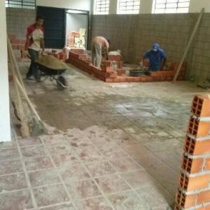Empresa prestadora de serviços construção civil